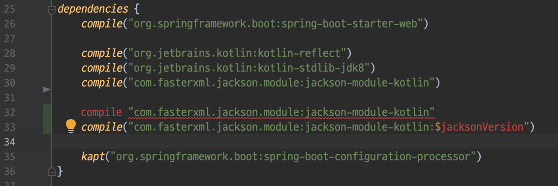 (`build.gradle.kts`)Kotlin DSL