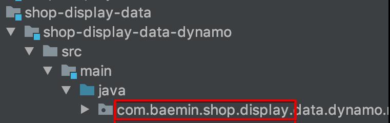 package dynamo